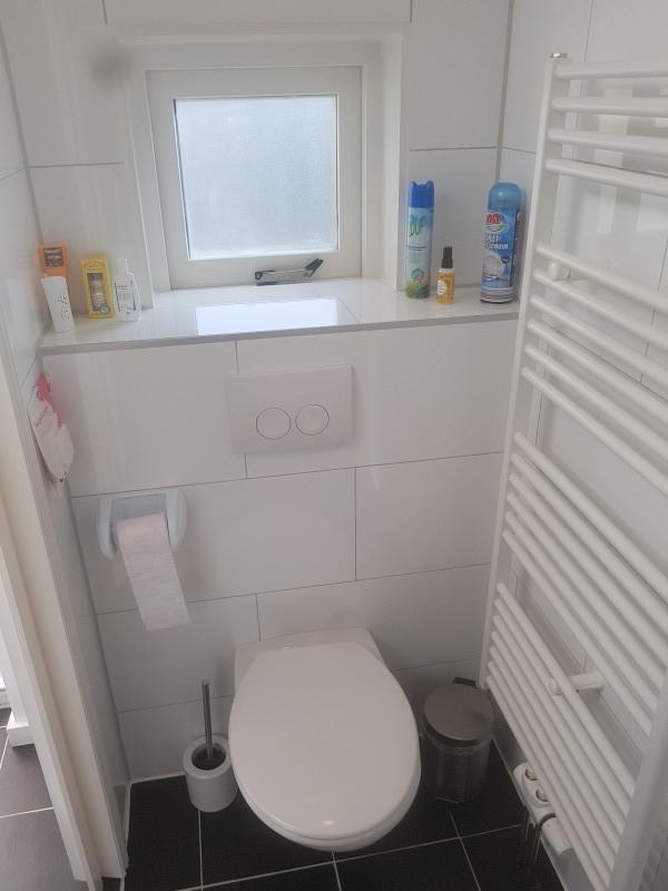 Renovatie badkamer & wc - Amiro